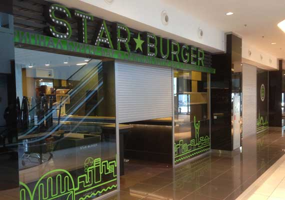 STAR BURGER restaurant